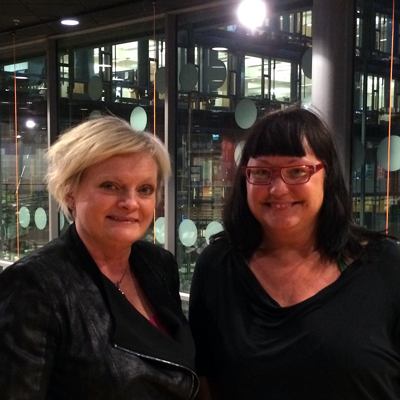 Avsnitt 8 – Maria Gustafsson och Lena Göthberg