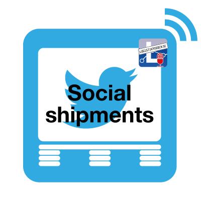 Krönika 1 – Social shipments