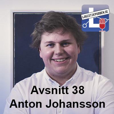 Avsnitt 38 – Anton Johansson
