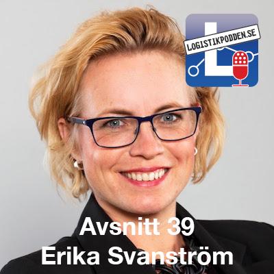 Avsnitt 39 – Erika Svanström