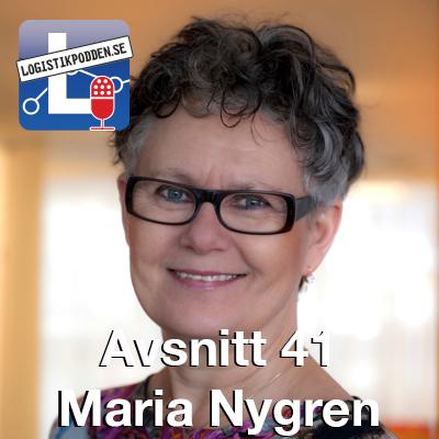 Avsnitt 41 – Maria Nygren