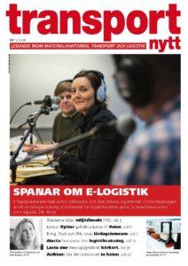 Transportnytt-3-2016-Logistikpodden_e-logistik_Sida_1